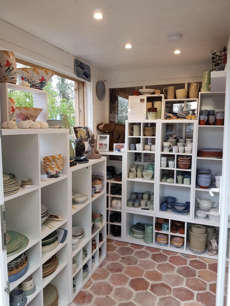 boutique artisanat d at ceramique normandie