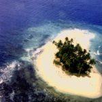 Polynésie motu survol inspiration