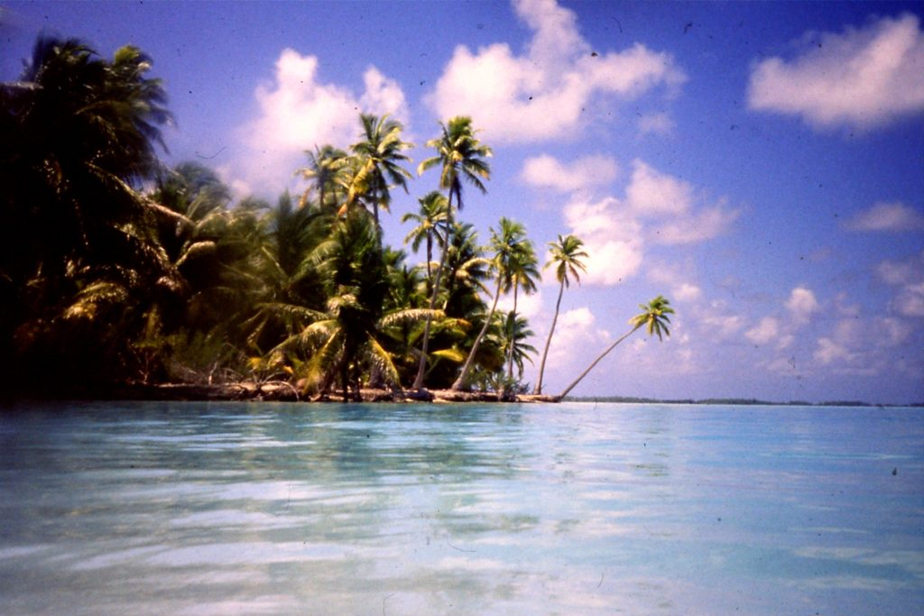 atoll Manihi