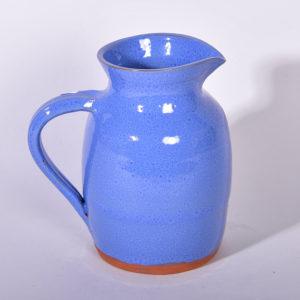 Pichet bleu lin foncé noron