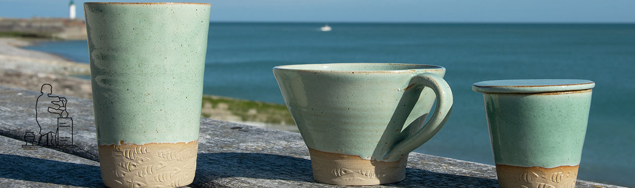 Claire-Marie Fournier - céramiste - poterie seinomarine