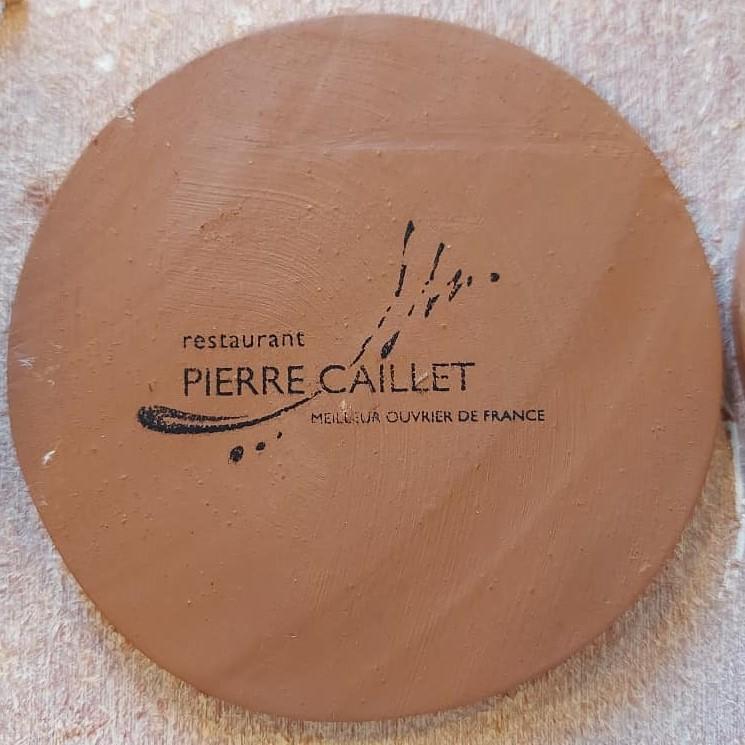 Logo Restaurant gastronomique étoilé Le Bec au Cauchois
