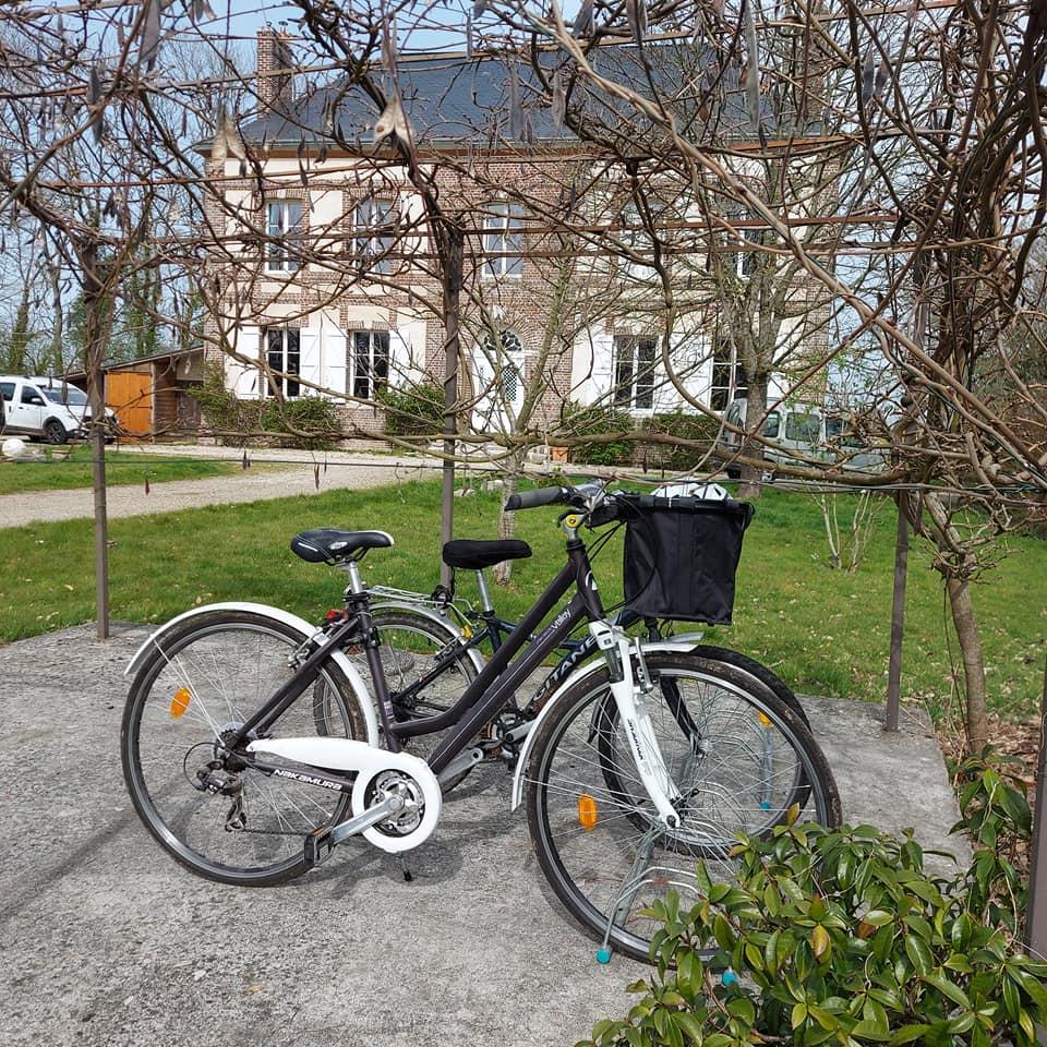 Parking Vélo - atelier boutique poterieseinomarine
