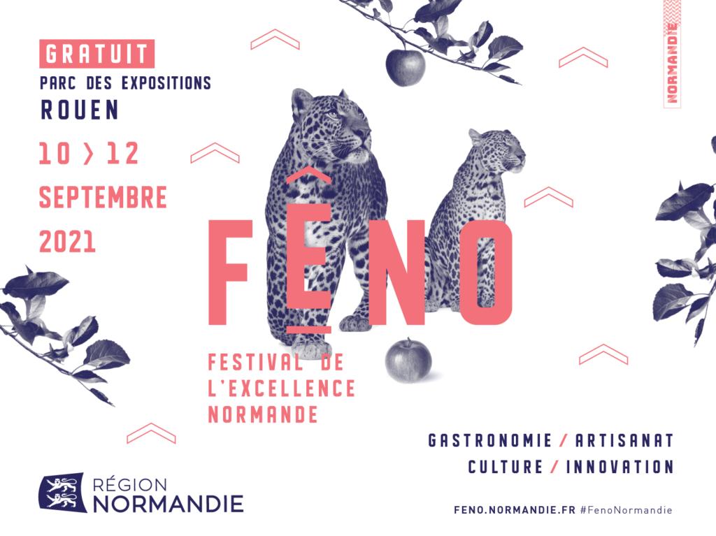 FÊNO ROUEN PARC DES EXPOS 10 12 septembre
